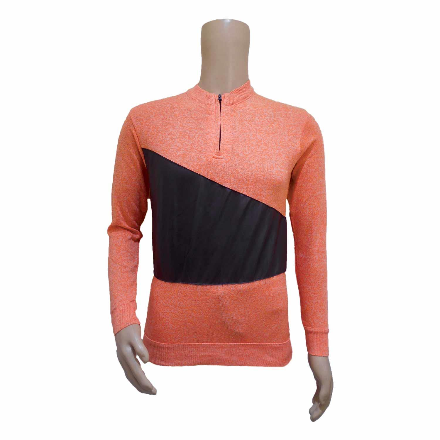 MEN'S SWEATER STAR KNIGHT ORANGE