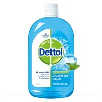 DETTOL DISINFECTANT LIQUID MENTHOL COOL 500ML