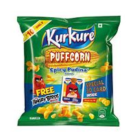 KURKURE PUFF CORN 32GM