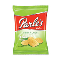 PARLE CREAM ONION CHIPS 95GM