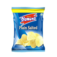 DIAMOND PLAIN SALT CHIPS 35GM